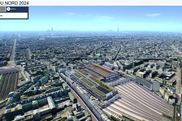 Gare du nord 2