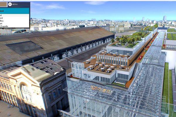 Gare du nord 5